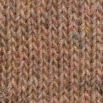 Silk-Garden-sock solo-38-chestnut