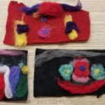 needlefelted pictures