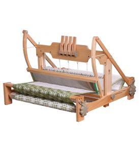 4-harness-Ashford-loom